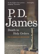 Death In Holy Orders - JAMES, P.D.