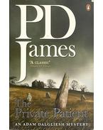 The Private Patient - JAMES, P.D.