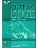 New Cutting Edge - Pre-Intermediate Workbook (with key) - JANE COMYNS CARR, Sarah Cunningham, Peter Moor