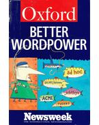 Oxford Better Wordpower - Janet Whitcut
