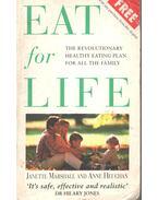 Eat for Life - Janette Marshall, Anne Heughan