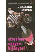 Szerelem, nagyon hijányzol - Janicsák István