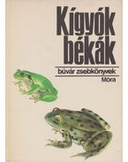Kígyók, békák - Janisch Miklós