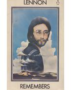 Lennon Remembers - Jann Wenner