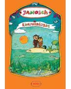 Kincsvadászat - Történet arról, hogyan indult Kistigris és Kismackó a nagy kincs vadászatára - Janosch