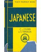 Japanese - C. J. Dunn, S. Yanada