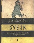 Svejk I-II. - Jaroslav Hasek