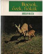 Bocsok, őzek, fiókák - Jaroslav Holecek