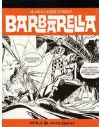 Barbarella - A percfaló dühkitörései - Jean-Claude Forest