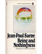 Being and Nothingness: The principal text of modern existentialism - Jean-Paul Sartre
