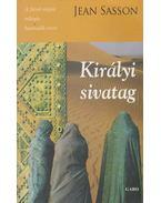 Királyi sivatag - Jean Sasson