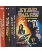 Jedi akadémia trilógia - Anderson, Kevin J.