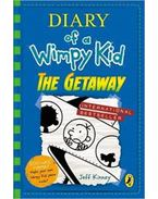 Diary of a Wimpy Kid 12 - The Getaway - Jeff Kinney