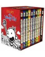 Diary of a Wimpy Kid Box (1-10) - Jeff Kinney