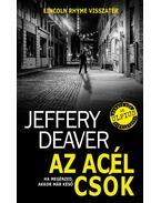 Az acél csók - Jeffery Deaver