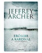 Erősebb a kardnál - Jeffrey Archer