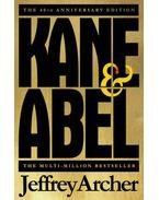 Kane and Abel - 40th Anniversary Edition - Jeffrey Archer