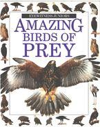 Amazing Birds of Prey - Jemima Parry-Jones