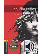 Les Miserables - Oxford Bookworms Library 1 - MP3 Pack - Jennifer Bassett