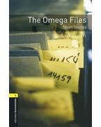 The Omega Files - Oxford Bookworms Library 1 - MP3 Pack - Jennifer Bassett
