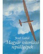 Magyar vitorlázó repülőgépek - Jereb Gábor