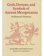 Gods, Demons and Symbols of Ancient Mesopotamia - Jeremy Black, Anthony Green