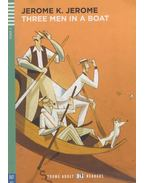 Three Men in a Boat - Stage 2 (with CD) - JEROME K. JEROME