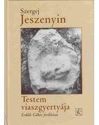 Testem viaszgyertyája - Jeszenyin, Szergej