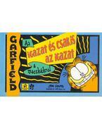 Garfield - Az igazat és csakis az igazat a macskákról - Jim Davis