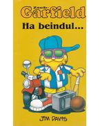 Zseb-Garfield 3. - Ha beindul... - Jim Davis