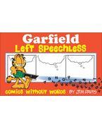 Garfield Left Speechless - Jim Davis