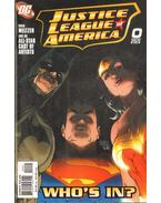 Justice League of America 0. - Meltzer, Brad