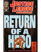 Justice League America 100. - Jones, Gerard, Wojtkiewicz, Chuck