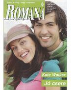 Jó csere - Walker, Kate
