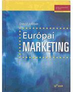 Európai marketing - Jobber, David