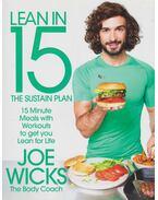 Lean in 15 The sustain Plan - Joe Wicks