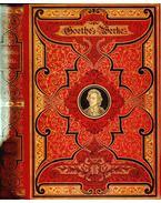 Goethes Werke II. (gótbetűs) - Johann Wolfgang Goethe