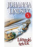 Lángoló szívek - Viking Trilógia 2. - Johanna Lindsey