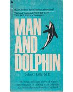 Man and Dolphin - John C. Lilly