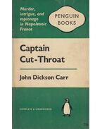 Captain Cut-Throat - John Dickson Carr