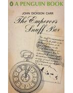 The Emperor's Snuff Box - John Dickson Carr