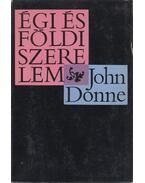 Égi és földi szerelem - John Donne