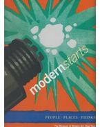 Modern Starts - John Elderfield (ed.), Peter Reed (ed.), Mary Chan (ed.), Maria del Carmen González (ed.)