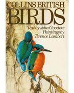 Collins British Birds - John Gooders