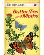 Butterflies and Moths - John Leigh-Pemberton