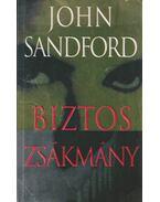 Biztos zsákmány - John Sandford
