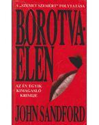 Borotvaélen - John Sandford