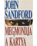 Megmondja a kártya - John Sandford