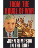 From the House of War - John Simpson