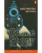 Crime Story Collection - John Turvey, Celia Turvey, Sue Grafton, Margery Allingham, Sara Paretsky